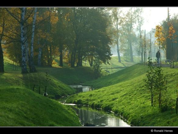 Herbststimmung an der Sulzbachtalaue